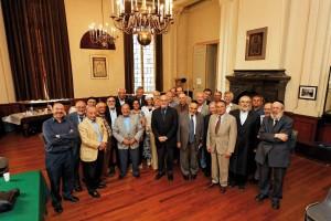 Les membres de l'Assemblée Consistoriale présents à l'A.C. du 20 juin 2007